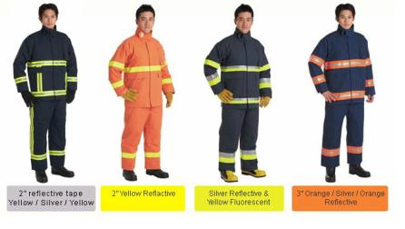 Áo chống cháy
