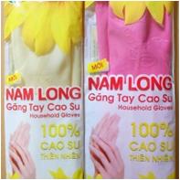 Găng tay cao su Nam Long