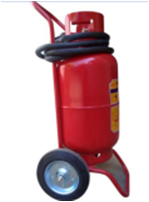 Bình bột chữa cháy  ABC